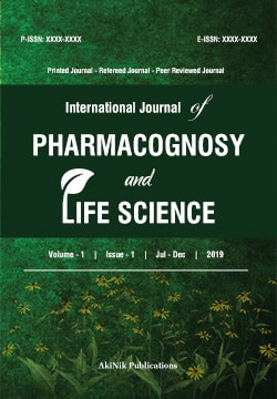 International Journal of Pharmacognosy and Life Science